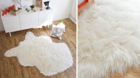 tapis peau de b te imitation ours ref 118114 bourges. Black Bedroom Furniture Sets. Home Design Ideas