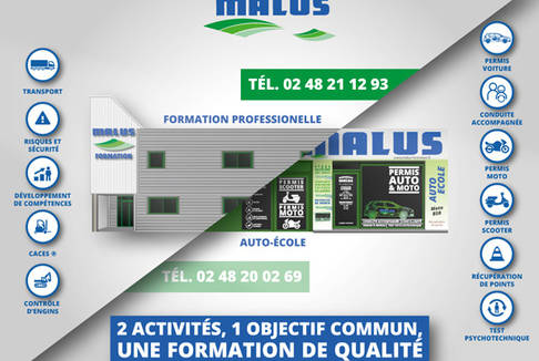 malus auto ecole bourges. Black Bedroom Furniture Sets. Home Design Ideas