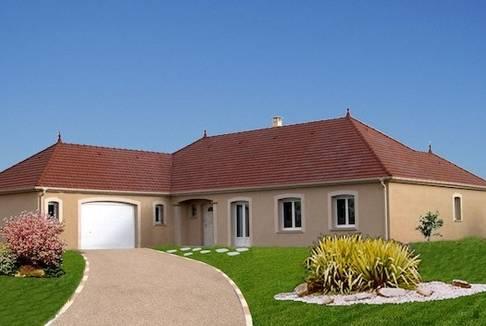Maisons bruno petit bourges for Constructeur bourges