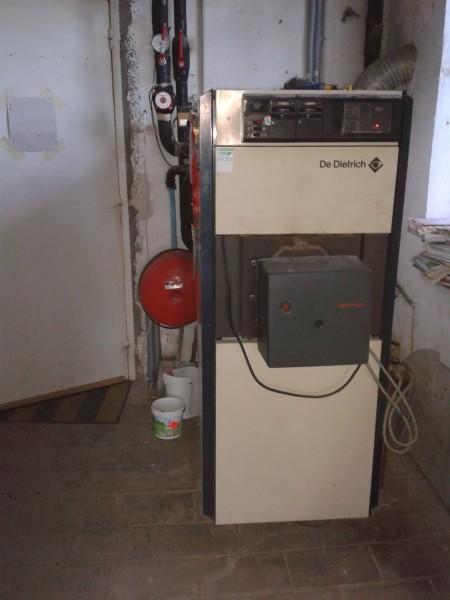 Chaudiere de dietrich fuel production eau chaude bourges for Chaudiere murale gaz avec eau chaude sanitaire instantanee