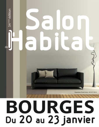 V nement le salon de l 39 habitat 2017 bourges infoptimum for Salon de l habitat 2017