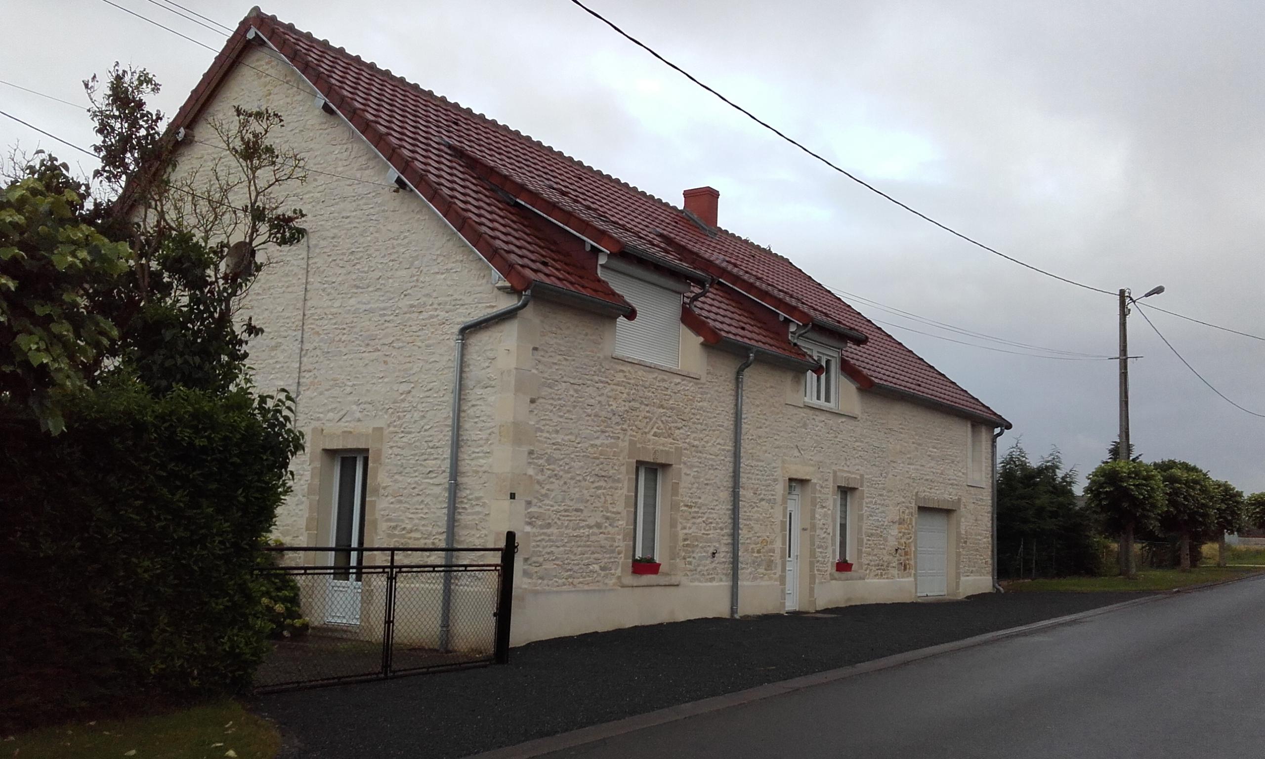 Maison de charme bourges for Asilo masi maison de charme