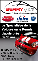 Berry VSP Bourges 1