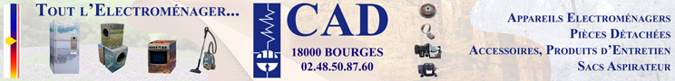 CAD Electrom�nager Bourges 1