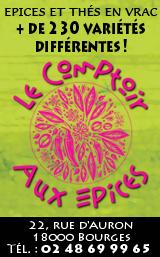 Le Comptoir aux Epices Bourges 1