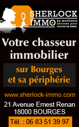 Sherlock Immo Bourges 6