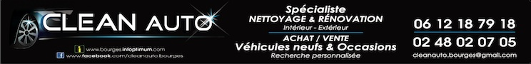 Clean Auto Bourges 2