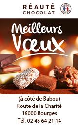Réauté Chocolats Bourges 12