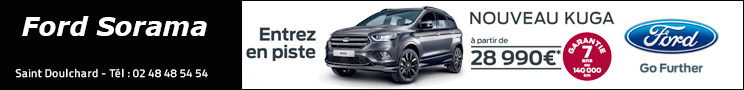 Sorama Ford Bourges 2