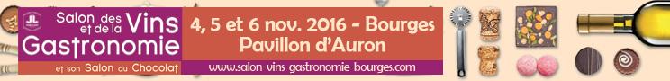 Salon des Vins et de la Gastronomie Bourges