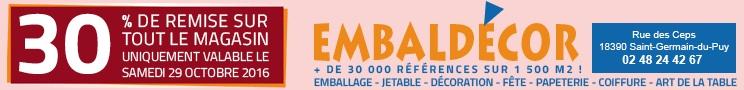 Embaldecor Bourges 12