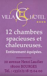 Villa C Bourges 8
