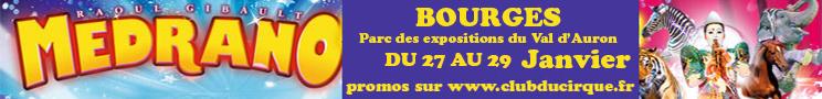 Cirque Medrano Bourges