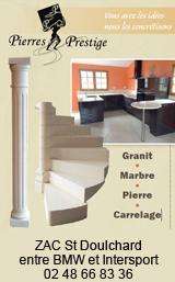 Pierre et Prestige Bourges