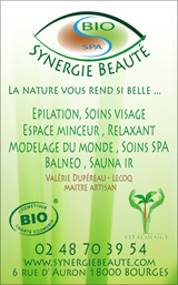 Synergie Beauté Bourges 2018