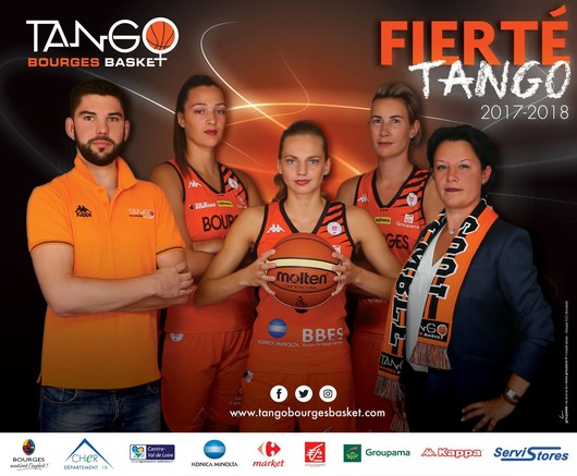 Basket féminin Euroleague : Bourges - Villeneuve