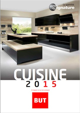 d couvrez le nouveau catalogue 2015 de cuisines sur mesure de la gamme signature de but infoptimum. Black Bedroom Furniture Sets. Home Design Ideas