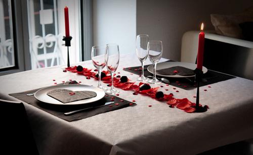 La saint valentin c 39 est pour bient t avec kristel for Decoration maison st valentin