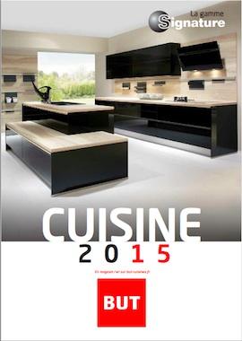 D couvrez le nouveau catalogue 2015 de cuisines sur mesure for Cuisine but catalogue