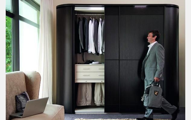 clairage int rieur armoire. Black Bedroom Furniture Sets. Home Design Ideas