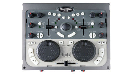 console portable de mixage dj sur ordinateur vente priv e bourges infoptimum. Black Bedroom Furniture Sets. Home Design Ideas