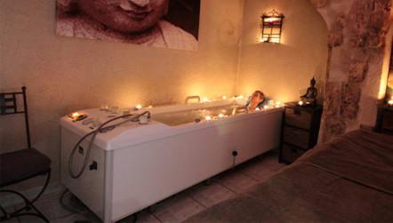 Soin baln o esth tique instant fleurs de mer vente priv e bourges infoptimum - Vente privee baignoire balneo ...