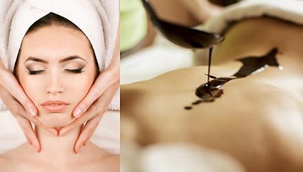 Soin visage avec massage dos au chocolat vente priv e - Toute les vente privee du moment ...
