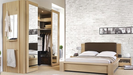chambre compl te celio 39 quatro 39 vente priv e bourges infoptimum. Black Bedroom Furniture Sets. Home Design Ideas