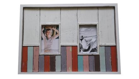 cadre en bois d coratif 2 photos vente priv e bourges infoptimum. Black Bedroom Furniture Sets. Home Design Ideas