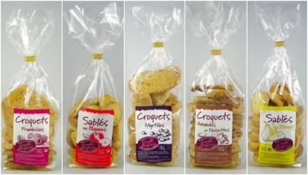 5 sachets de biscuits cannelle et bergamote vente - Toute les vente privee du moment ...