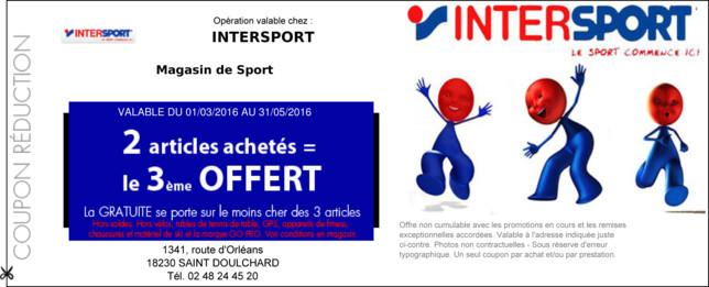 Nouveaux coupons reduction chez intersport saint - Code promo valides chez vente privee ...