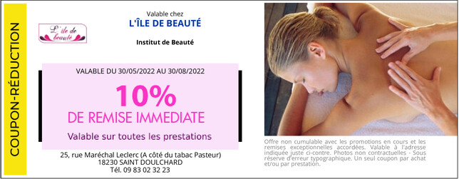 Coupons Reduction Bourges