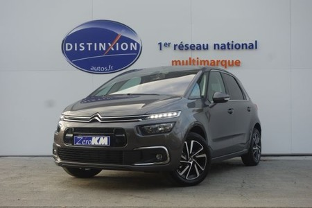 citroen c4 picasso bluehdi 120ch feel s s ref 125544 bourges. Black Bedroom Furniture Sets. Home Design Ideas