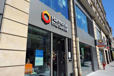 Harmonie Mutuelle - Bourges Cedex