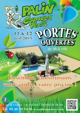 Portes ouvertes chez PALIN ESPACES VERTS, créateurs de jardins et ...