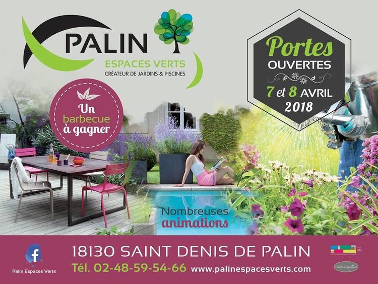 portes ouvertes chez palin espaces verts cr ateurs de jardins et piscines 06 04 2018 infoptimum. Black Bedroom Furniture Sets. Home Design Ideas