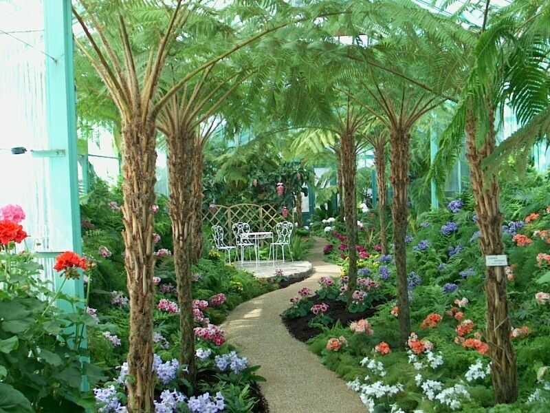 Portes ouvertes chez palin espaces verts infoptimum for Entreprise jardin 78