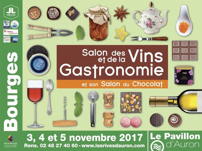 Ev nement le salon des vins et de la gastronomie et son for Salon de la gastronomie brest 2017
