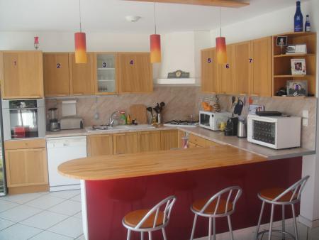 meuble cuisine ref 649 bourges. Black Bedroom Furniture Sets. Home Design Ideas