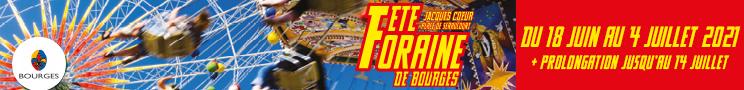 Fete Foraine Bourges 2020