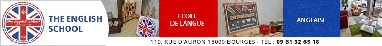 The English School Bourges 2018