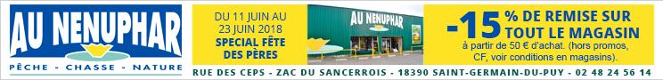 Au Nénuphar Bourges