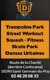 Detroit Park Bourges