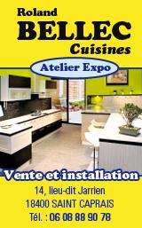 Bellec Cuisines Bourges 2018