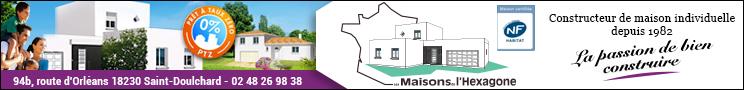 Les Maisons de l'Hexagone Bourges 2018
