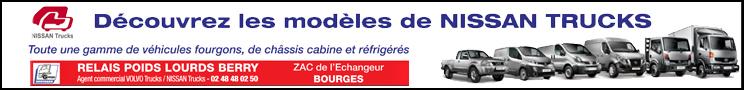 Relais Poids Lourd Berry Bourges 2018