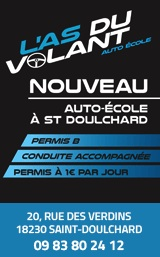 L'As du Volant Bourges 2018