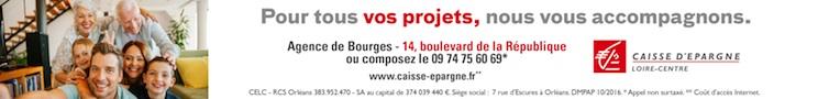 Caisse d'Epargne Bourges 2018