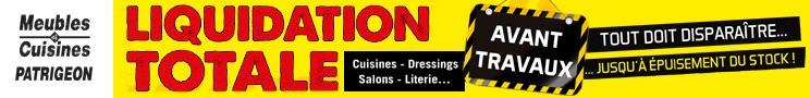 Cuisines et Meubles Patrigeon Vierzon - Bourges 2018