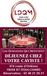 Les Domaines qui Montent Bourges 2018